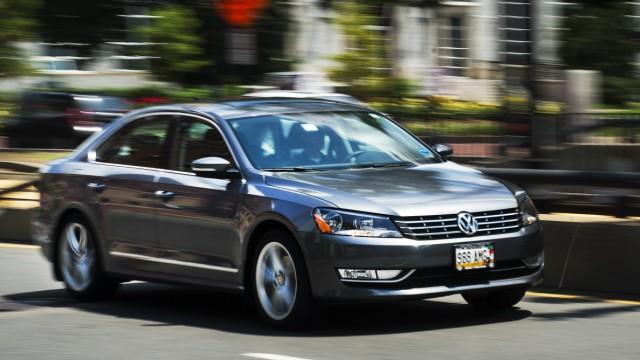 Volkswagen in den USA