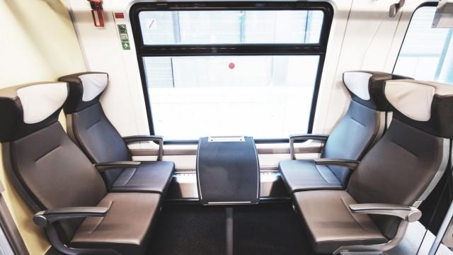Neue Züge für den Südwesten