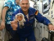 Astronaut Gerst erreicht Raumstation ISS