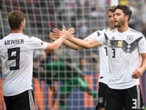 Deutschland - Saudi-Arabien
