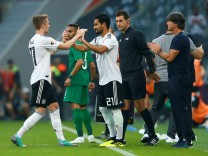 International Friendly - Germany vs Saudi Arabia
