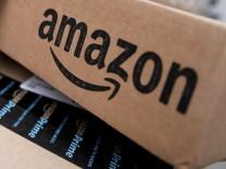 Amazon verschickt Pakete
