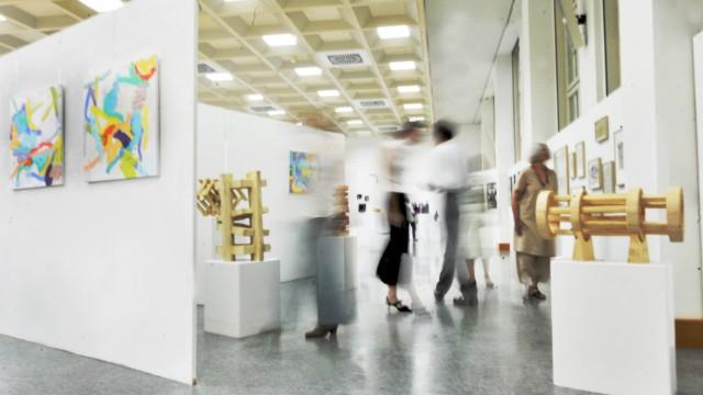 Herrsching : BFH Wasserturm Vernissage 'Momente'