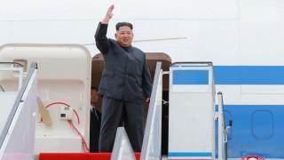 Nordkoreas Machthaber Kim Jong-un vor dem Gipfeltreffen mit US-Präsident Donald Trump in Singapur.