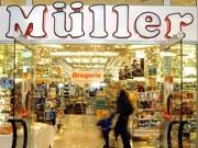 Drogeriekette Müller, Foto: dpa