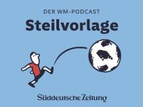 Podcast Steilvorlage Logo