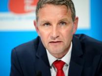 Pk Björn Höcke zu Rentenkonzept der Thüringer AfD