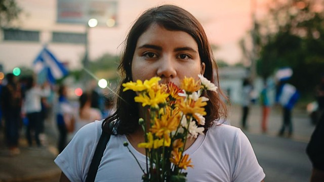 Proteste gegen Präsident Ortega in Nicaragua