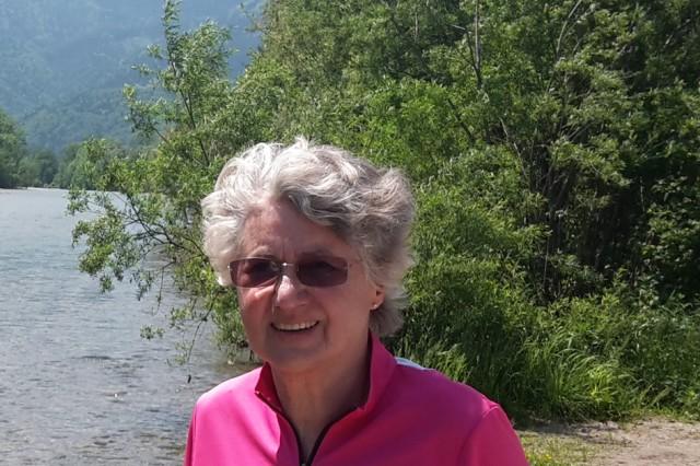 Ursula Freymadl aus Starnberg