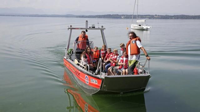 Münsing Naturschutz mit und für Münsinger Kinder