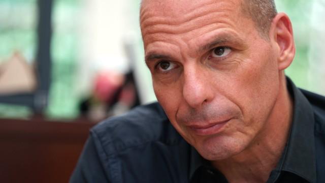 Wirtschafts- und Finanzpolitik Yanis Varoufakis