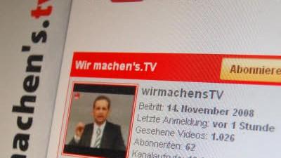 Bundestagswahl Wahlkampf im Internet