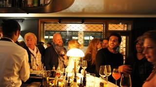 """Elyas M´Barek bei der Eröffnung seiner Bar """"Paisano"""" in München, 2015"""