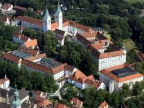 Der Domberg in Freising wird neugestaltet. Die Kosten belaufen sich auf 215 Millionen Euro.