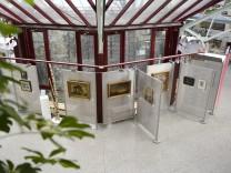 Ausstellung in Unterschleißheim