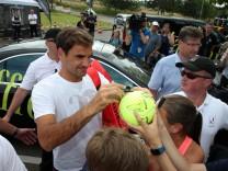 Tennis MercedesCup 2018 Deutschland Stuttgart 10 06 2018 Tennis MercedesCup 2018 Roger Federer