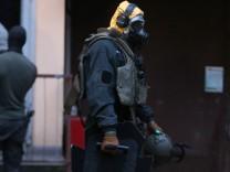 Verdacht auf giftige Stoffe in Kölner Wohnung