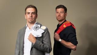 Fußball-WM Philipp Lahm und Xabi Alonso im Interview