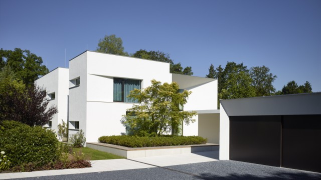 Titus Bernhard Architekten Haus am See