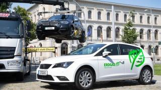 Zeit über Diesel-Alternativen zu sprechen: Erdgas