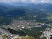Vor dem G7-Gipfel - Mittenwald