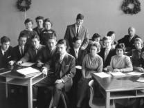 Abiturienten in der Nachkriegszeit