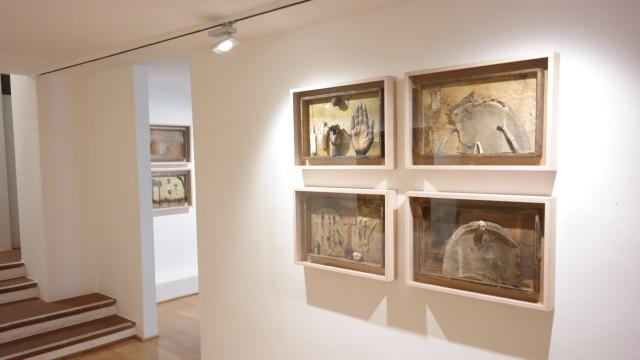Ausstellung Wasserburg: Ute Lechner und Hans Thurner