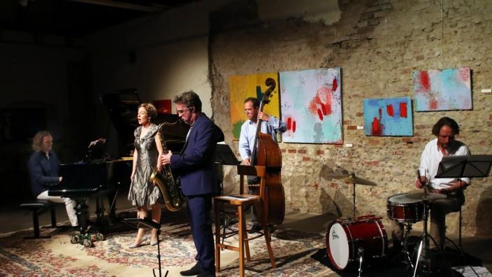 Jazz meets Opera; Konzert in der Remise