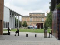 Museumsareal in München, 2014