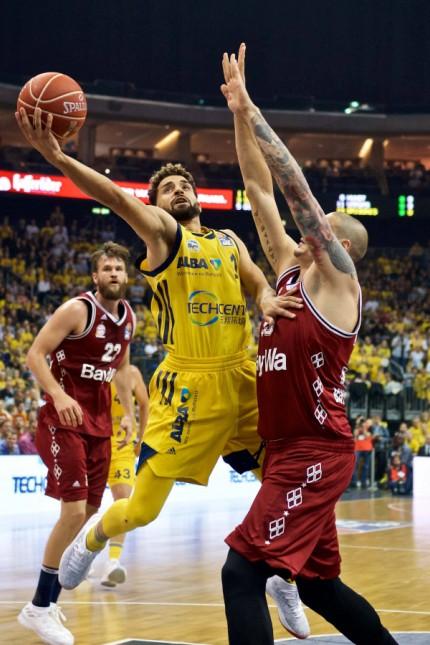 Basketball Berlin 13 06 2018 easyCredit BBL 1 Bundesliga Saison 2017 2018 Playoffs Finale Spiel