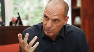 Politik Griechenland Yanis Varoufakis im Interview