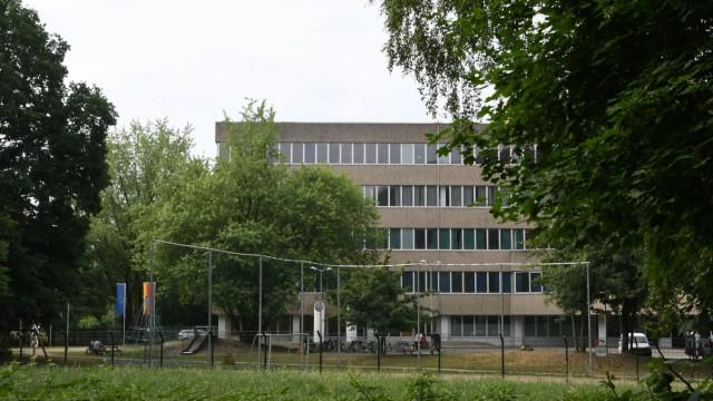 Außenansicht des BAMF in Bremen
