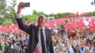 Wahlen Türkei - Wahlkampf CHP