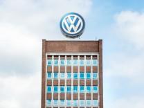 Volkswagen-Zentrale in Wolfsburg
