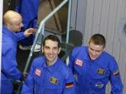 Simulierte Mars-Mission, Leiden im Container, afp