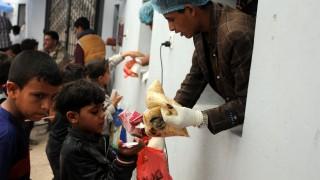 Drohende Hungersnot im Jemen