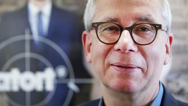 Der ehemalige WDR-Fernsehspielchef Gebhard Henke