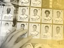 Deutsche Nationalmannschaft im Panini-Sammelalbum