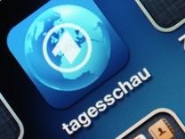 """´Tagesschau""""-App"""