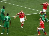 WM 2018 - Russland - Saudi-Arabien