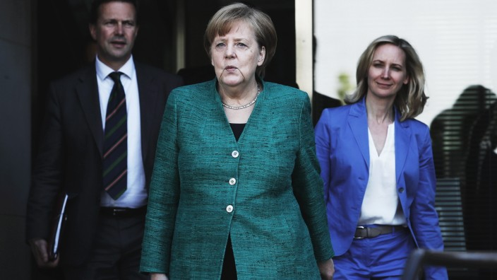 Migration Policy Divides Coalition