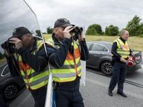 Grenzkontrollen vor G20-Gipfel bei Görlitz