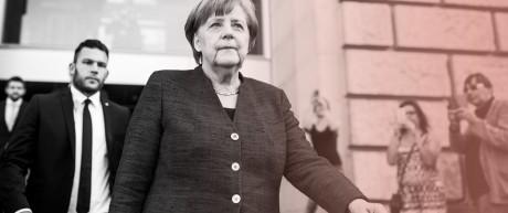 Bundestag - CDU Fraktionssitzung
