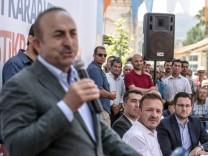 Ein Deutsch-Türke kandidiert bei türkischen Parlamentswahlen