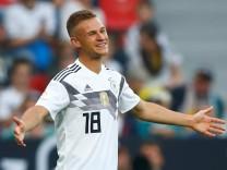 International Friendly - Germany vs Saudi Arabia