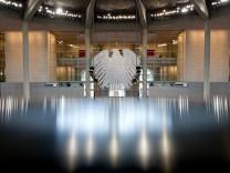 Bundestag - Gemeinnützigkeitsrecht