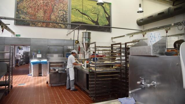 Die Bäckerei von Rischart in München