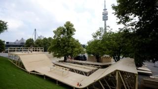 Munich Mash Aufbau