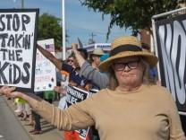 Widerstand gegen Trumps Einwanderungspolitik