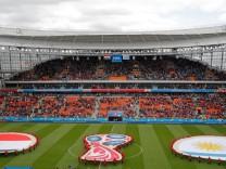 WM 2018 - Ägypten - Uruguay